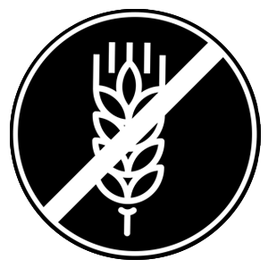 Fabriqué sans céréales