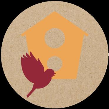 Vrolijke producten voor vogel en vogelaars