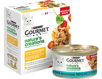 Gourmet Nature's Creations - conserves