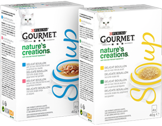 Gourmet Nature's Creations - soup