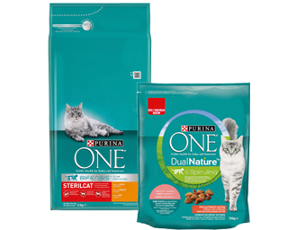 Purina One - Chats